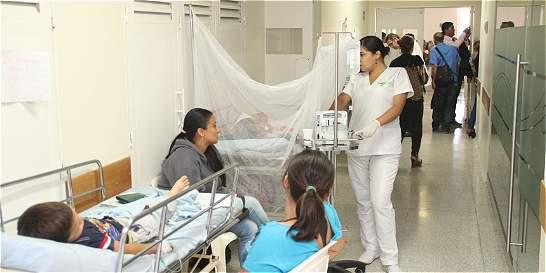 Urgencias infantiles del San Vicente, al 500%