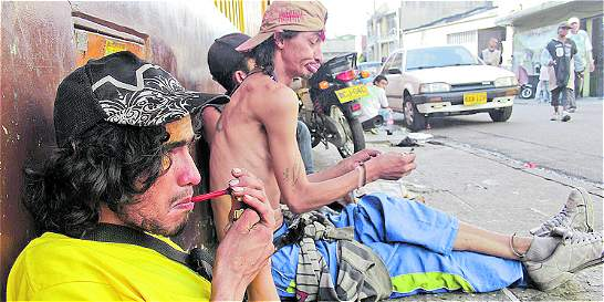 En Antioquia prenden alarmas por consumo de droga a temprana edad
