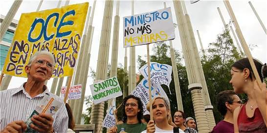 Medidas de seguridad en Medellín para el paro nacional