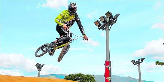 Así va proceso para realizar el Mundial BMX en Medellín