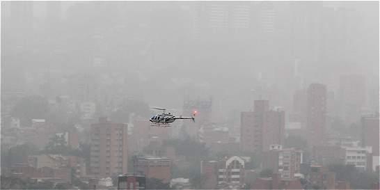 Metro gratuito y día sin carro por emergencia ambiental en Medellín
