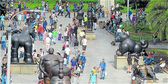 Con cultura buscan reactivar el centro de Medellín