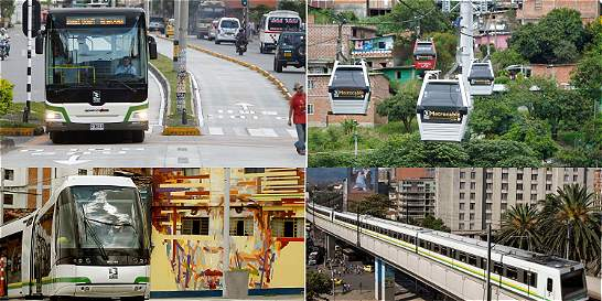¿Le conviene a Medellín mezclar tantos sistemas de transporte?