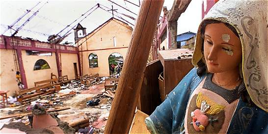 Bojayá sigue en el olvido: 14 años después de la masacre