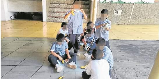 Alimento escolar, el 'plato fuerte' de la corrupción