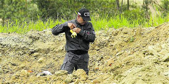 Fiscalía buscará a desaparecidos en 34 cementerios de Antioquia