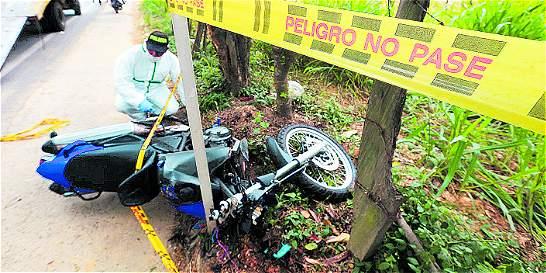 En Medellín muere un peatón cada tres días