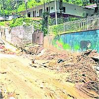 Millonaria sanción por daño ambiental en quebrada de Salgar