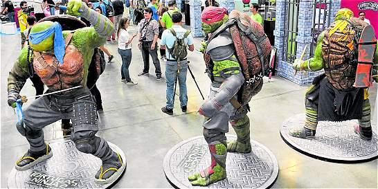 'Comic Con' trae lo mejor del entretenimiento a Medellín