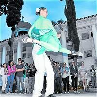 Gardel, un mito del tango que estuvo en el cementerio San Pedro
