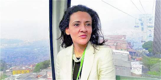 El Metro ya no contará con la gerencia de Claudia Restrepo
