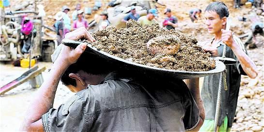 Estudio indica que el 70 por ciento de la minería es ilegal