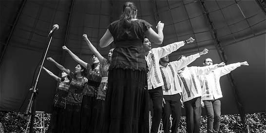 La música coral llega a los municipios del departamento