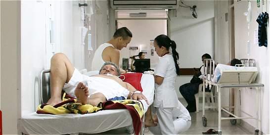 Futuro incierto para los hospitales públicos de Antioquia