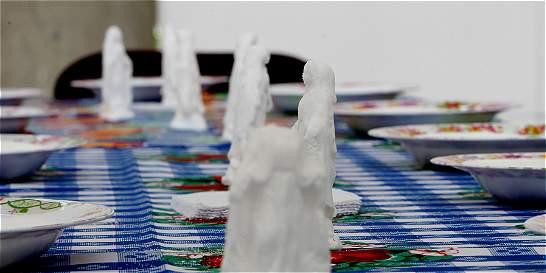 Exposición de arte reivindica el rol de la mujer