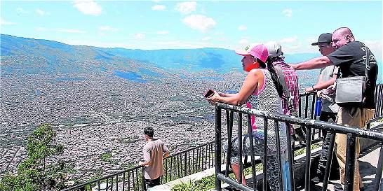 El cable que le cambiará la cara al noroccidente de Medellín