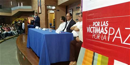 En Medellín repararon más de 1.400 víctimas del conflicto