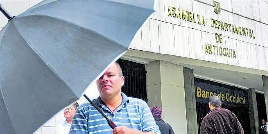 En riesgo categoría Especial de Antioquia por incumplir Ley 617