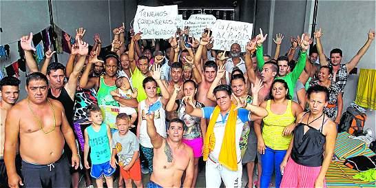 Turbo declara 'emergencia pública' por llegada de migrantes cubanos