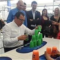 En Medellín Inauguran primera escuela pública de destrezas del país