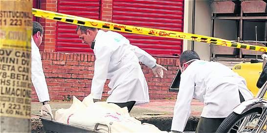 Investigan homicidio de joven en medio de celebraciones en Medellín