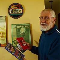 Falleció el autor de 'La Chaua', el himno del deporte antioqueño.