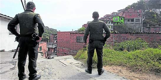 El 50 por ciento de homicidios en Medellín son por crimen organizado