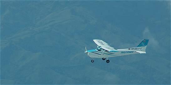 El mal clima sería la causa del accidente de avioneta en Antioquia