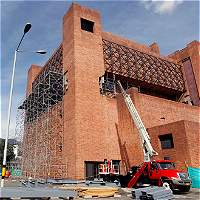 Después de seis meses, el teatro Metropolitano sigue cerrado
