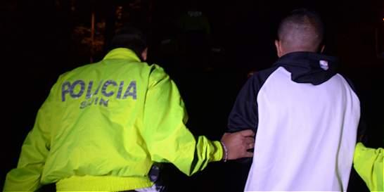 Gran operativo en comuna 5 de Medellín dejó 21 capturados