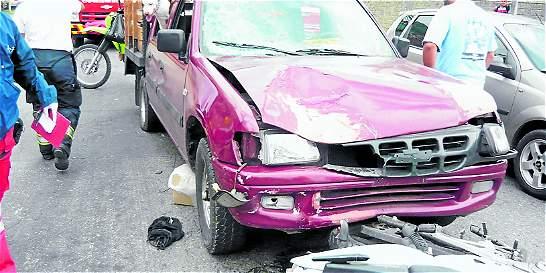 Preocupan cifras de accidentes de tránsito en Medellín