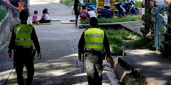 Puente festivo violento en Medellín por disputa entre combos