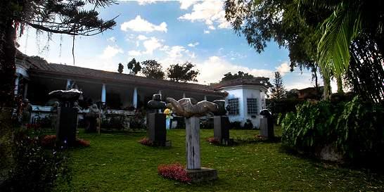 Crearán museo en la casa de Rodrigo Arenas