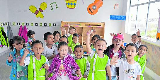 En Jardín, Antioquia, ya tienen un Centro de Desarrollo Infantil