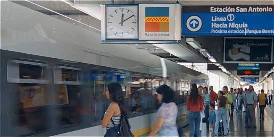 Normalidad en el Metro de Medellín, tras cinco horas de falla técnica