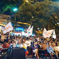 Así se vivió en Medellín la firma del acuerdo final en La Habana