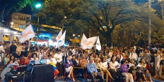 Así se vivió en Medellín el anuncio del acuerdo final en La Habana