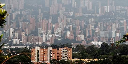 Calidad del aire se vio afectada de nuevo en Medellín