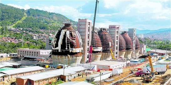 Planta que limpiará el río Medellín operaría en el 2017