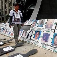 La paz, nueva esperanza para familiares de desaparecidos