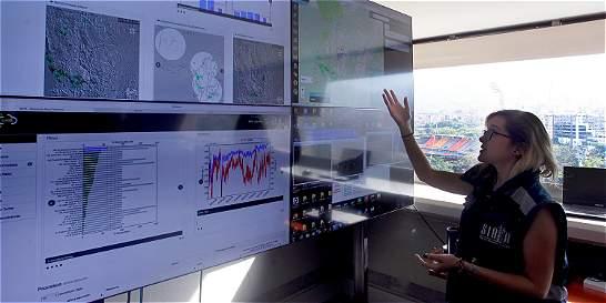 Así monitorean el clima y el aire en el valle de Aburrá