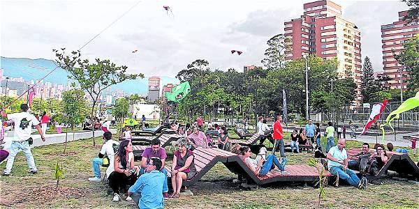 Resultado de imagen para parques del rio