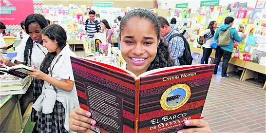 Comienza la Fiesta del Libro y la Cultura en Medellín