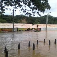 Tres municipios de Antioquia tienen alerta roja por lluvias