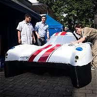 Carro electrosolar paisa competirá en Bélgica