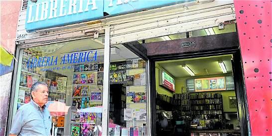 La América: una librería que se encuentra en vía de extinción