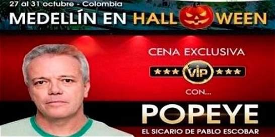 Rechazan plan turístico a Medellín, que incluye a alias 'Popeye'