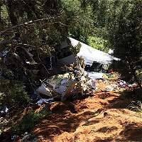 Cuatro muertos deja accidente aéreo en San Antonio de Prado