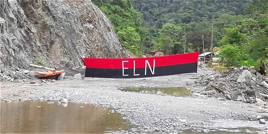 Refuerzan seguridad en vías del Chocó por amenazas del Eln