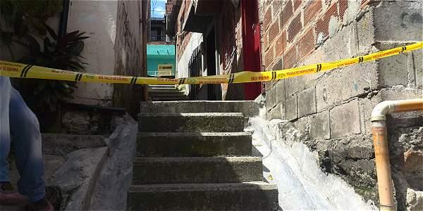 Masacre en Medellín deja cinco muertos y cuatro heridos